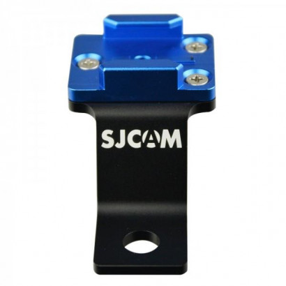 Motocycle bracket mount with slot SJCAM