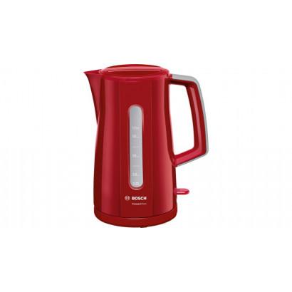 ΒΡΑΣΤΗΡΑΣ BOSCH CompactClass TWK3A014 Xρώμα κόκκινο - ελαφρύ γκρι