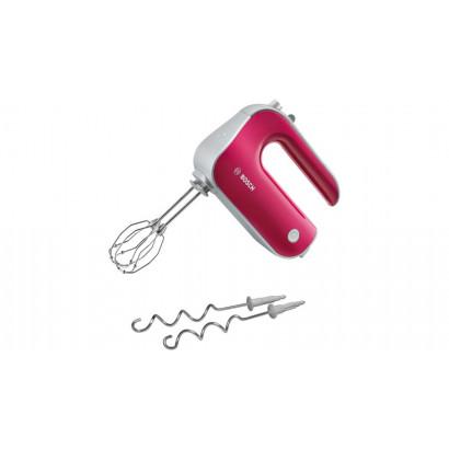 Μίξερ χειρός BOSCH MFQ40304 Red diamond / ασημί